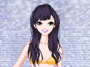Play Beach Girl Dressup
