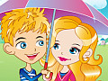 Play Romantic Raining Love