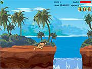 Play Tarzan and Jane - Jungle Jump