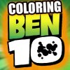 Play Coloring Ben Ten