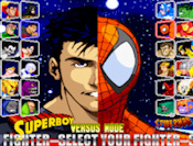 Play Marvel VS DC