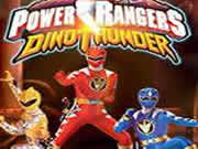 Play Power Rangers Dino Thunder