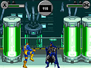 Play X-Men vs Justice League